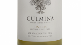Culmina Family Estate Winery 2017 Unicus Label