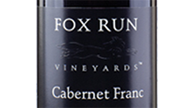 Fox Run Vineyards 2016 Cabernet Franc | Red Wine