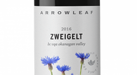Arrowleaf Cellars 2016 Zweigelt | Red Wine