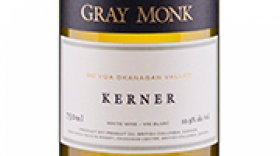 Gray Monk Estate Winery 2016 Kerner Label