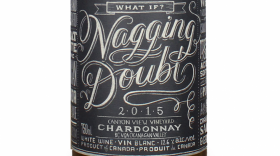 Nagging Doubt 2015 Chardonnay | White Wine