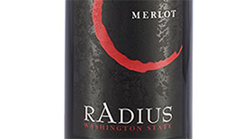 Radius Label