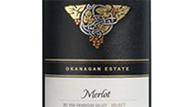 Inniskillin Okanagan Estate Series 2011 Merlot Label