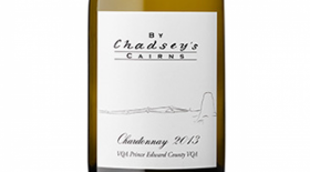 By Chadsey's Cairns Winery and Vineyard 2013 Chardonnay | White Wine