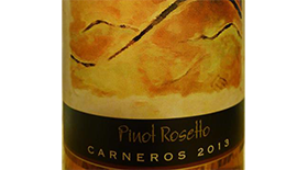 Pinot Rosetto Label
