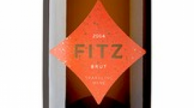 Fitzpatrick Family Vineyards 2014 Fitz Brut Label