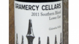 Gramercy Cellars Southern Blend Lower East 2011 Label