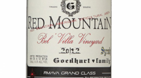 Hedges Family Estate 2013 Goedhart Family Red Mountain Syrah | Red Wine