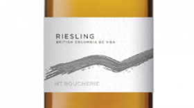 Mt. Boucherie Winery 2016 Riesling | White Wine