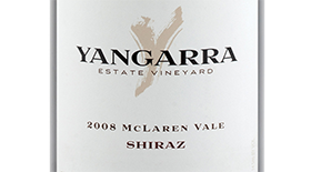 Yangarra Estate 2008 Syrah (Shiraz) | Red Wine