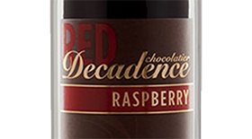 Chocolate Raspberry Label