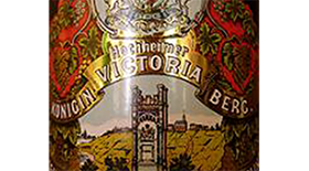 Estate Königin Victoriaberg 2010 Riesling Label