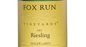 Fox Run Vineyards 2013 Riesling