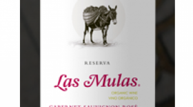 Las Mulas 2014 Rosé | Red Wine