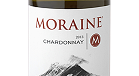 Moraine Estate Winery 2013 Chardonnay Label