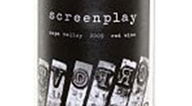 Screenplay 2010 Red Wine Label