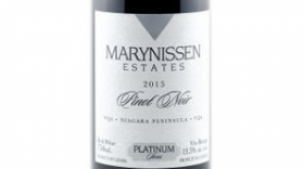 Marynissen Estates Winery 2015 Pinot Noir | Red Wine