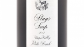 Stags' Leap 2012 Petite Sirah Label