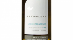 Arrowleaf Cellars 2016 Gewürztraminer | White Wine