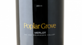 Poplar Grove Winery 2011 Merlot | Red Wine