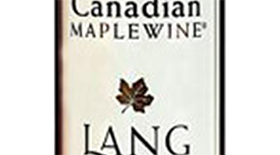 The Original Canadian Maple Wine – Red Label