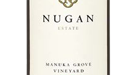 Nugan Estate 2008 Petite Sirah Label