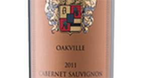 Oakville Vineyard Allier V-Stave Cabernet Sauvignon Label