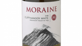 Moraine Estate Winery 2017 Cliffhanger White Label