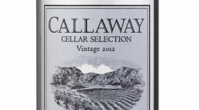 Callaway Cellar Selection 2012 Zinfandel