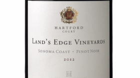 Land's Edge Vineyards 2012 Pinot Noir