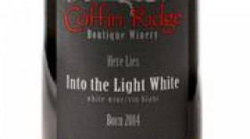 Coffin Ridge Boutique Winery 2016 Into The Light White | White Wine