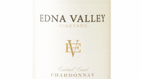 Edna Valley Vineyard 2016 Chardonnay Label