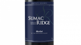 Sumac Ridge Estate Winery 2015 Merlot | Red Wine