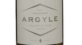 Argyle Winery 2012 Chardonnay Label