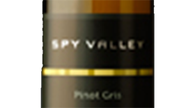 Spy Valley Wines 2014 Pinot Gris (Grigio) Label