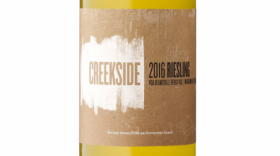 Creekside Estate Winery 2016 Riesling | White Wine