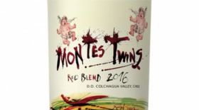 Montes 2016 Twins Red Blend | Red Wine