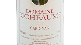 Domaine Richeaume 2008 Carignan | Red Wine
