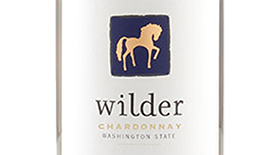 Wilder Chardonnay Label